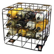 SCBA12 Basket SCBA Storage Rack